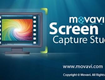 Movavi Screen Capture Studio для записи видео с различных сайтов (запись онлайн вебинаров, фильмов и прочего)