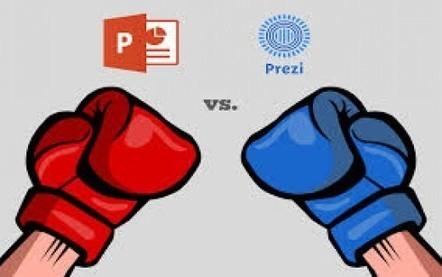 Программа Prezi для создания презентаций вместо Power Point