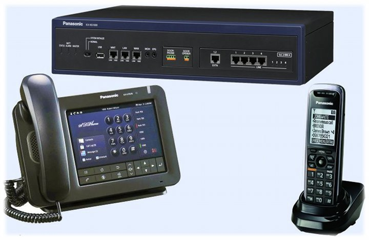 Oбслуживание и программирование ATC Panasonic Panasonic-IP-KX-NS1000