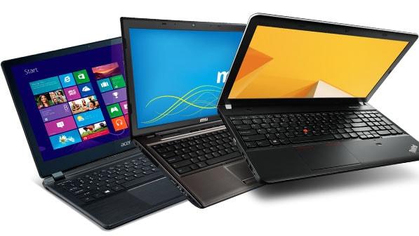выбрать модель ноутбука