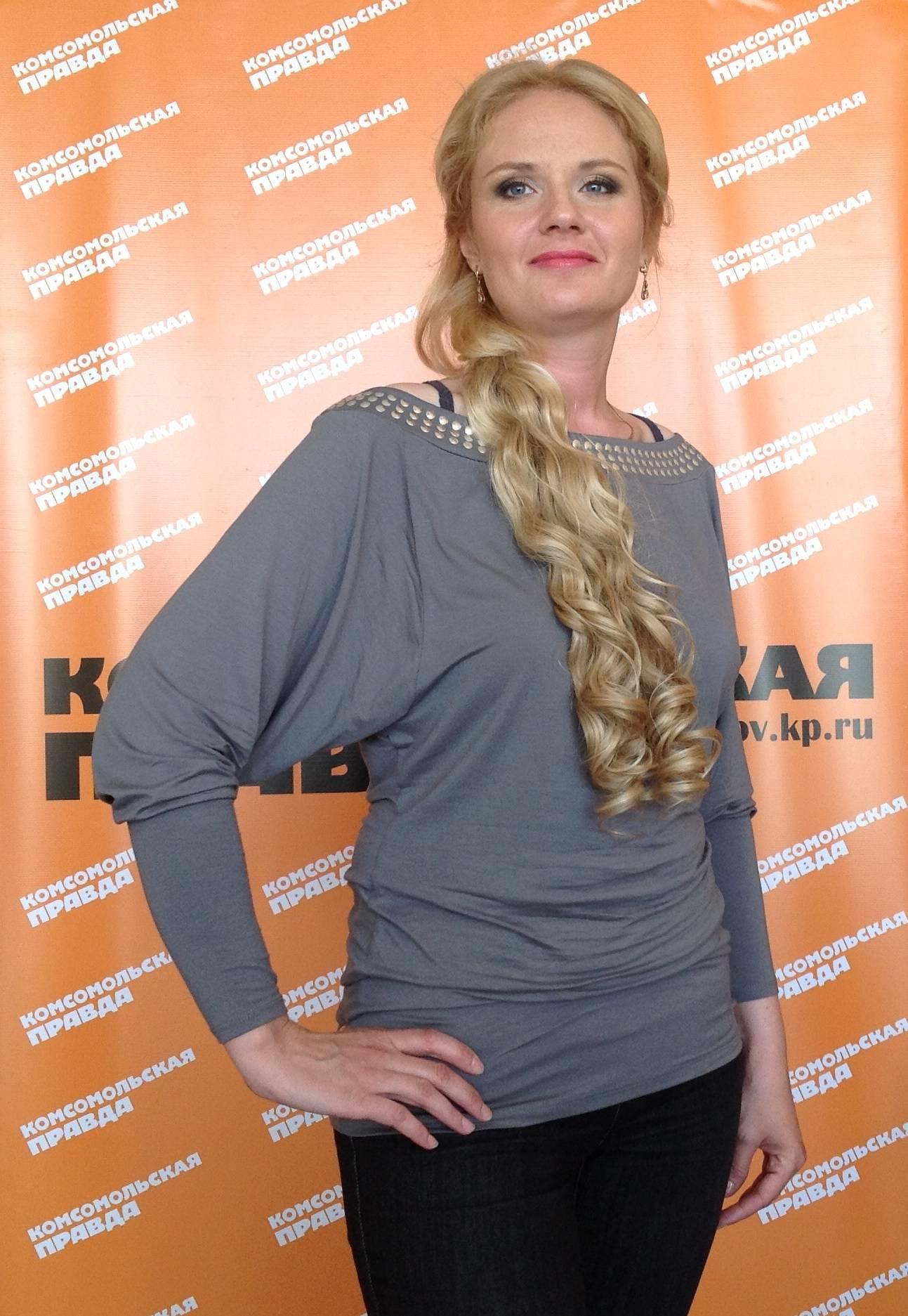 Светлана Козлова, интервью Комсомольской правде, Миссис Псков 2013