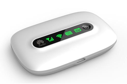 3G CDMA Rev.B Wi-Fi роутер Huawei EC5321u-1