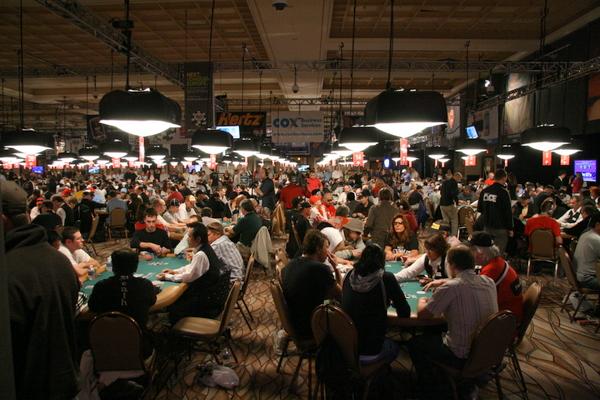 Интернациональный турнир в казино