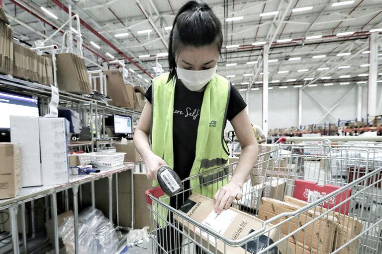 Посылки из Китая и коронавирус