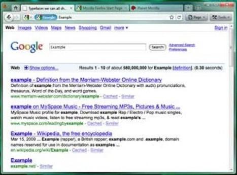 Плюсы браузера Mozilla Firefox