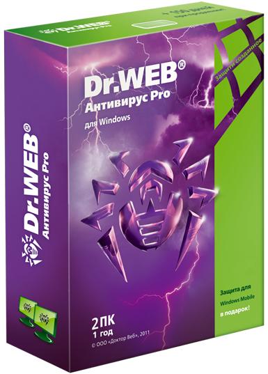 Антивирус Dr. Web